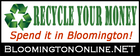 support the Bloomngton Economy